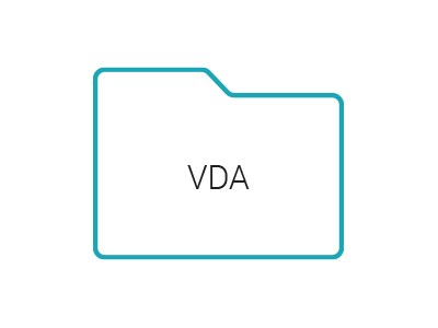 VDA EDI format compatibility using the EDI PLUS fully managed service